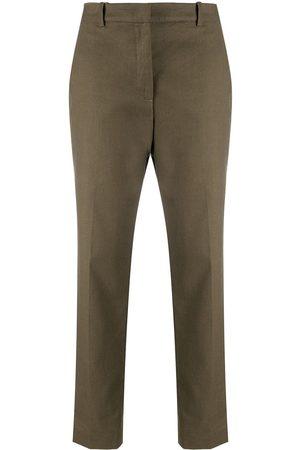 Aspesi Tapered-leg tailored trousers