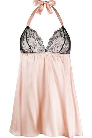 Gilda & Pearl Cherie Babydoll night gown - Neutrals