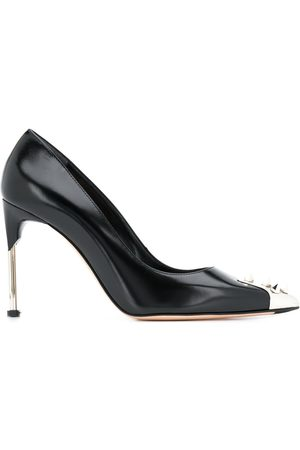 Alexander McQueen Punk Stud stiletto pumps