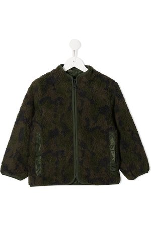 Stella McCartney Reversible shearling jacket