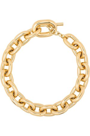Paco rabanne Women Necklaces - Chunky chain-link necklace