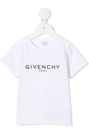 Givenchy Logo print cotton T-shirt