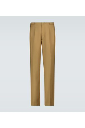 King and Tuckfield Grant wool pants