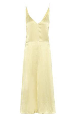 Joseph Delphia silk-satin slip dress