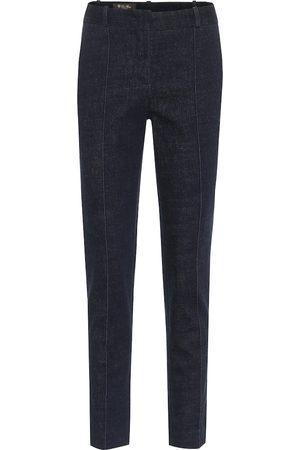 Loro Piana Derk Winter mid-rise skinny jeans