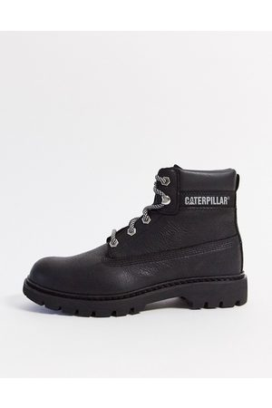 Cat Footwear CAT leather hiker boots in