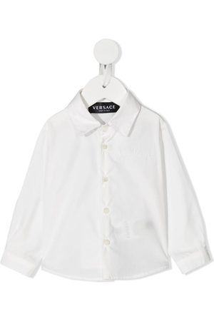 VERSACE Shirts - Plain classic shirt