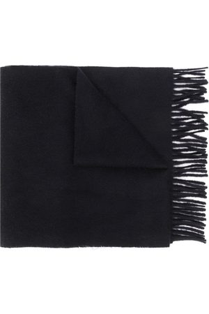 Thom Browne Men Scarves - Cashmere 4-Bar scarf