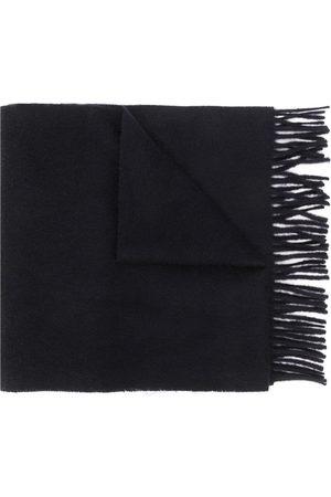 Thom Browne Men Scarves - Cashmere 4-Bar scarf