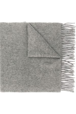 Thom Browne 4-Bar scarf - Grey