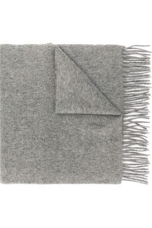 Thom Browne 4-Bar scarf - Grey
