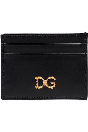 Dolce & Gabbana Baroque logo-embellished cardholder