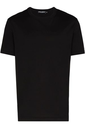 Dolce & Gabbana Men T-shirts - Cotton T-shirt