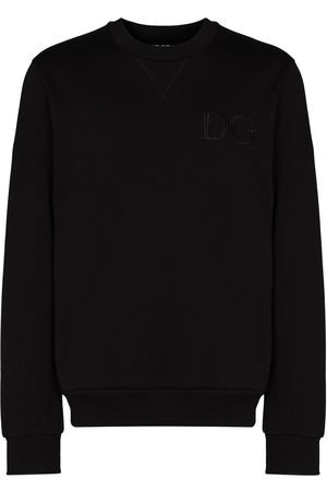 Dolce & Gabbana Logo-embroidered sweatshirt