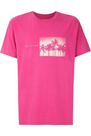 OSKLEN Men T-shirts - Coqueiros T-shirt