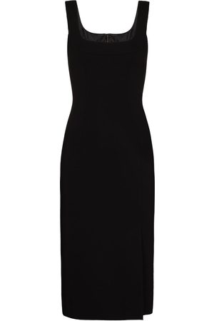 Dolce & Gabbana Stretch-jersey midi dress