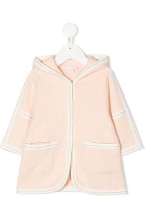 Chloé Hooded long-sleeve jacket