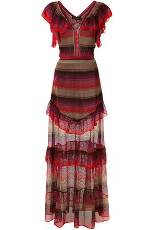 CECILIA PRADO Mariliza knit maxi dress - Multicolour