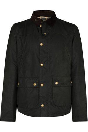 Barbour Reelin wax-coated jacket