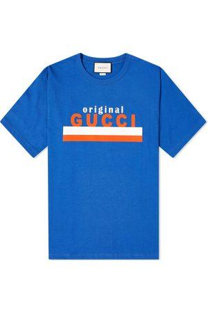 Gucci Men T-shirts - Original Print Tee