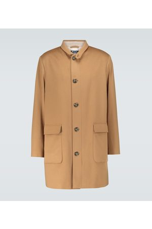 Loro Piana Roadster cashmere coat