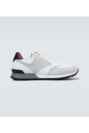 JOHN LOBB Foundry rubber sneakers