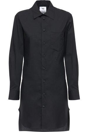 Y-3 Classic Cotton Blend Shirt