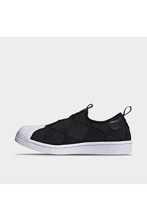adidas Women Casual Shoes - Women's Superstar Slip-On Casual Shoes in