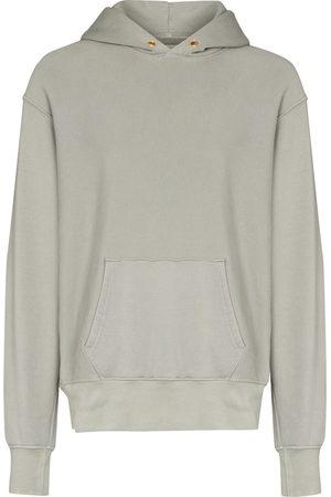 Les Tien Cotton hoodie - Grey