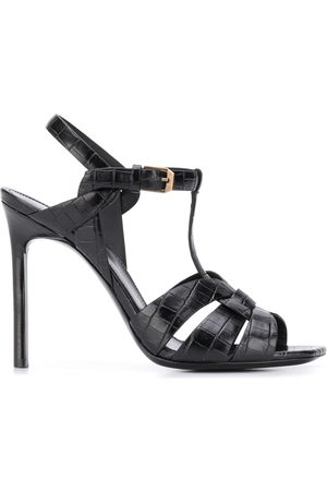 Saint Laurent Tribute 105mm sandals