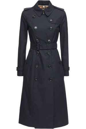 Burberry Women Trench Coats - Long Chelsea Heritage Trench Coat