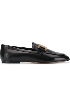 Tod's Chain-strap loafers