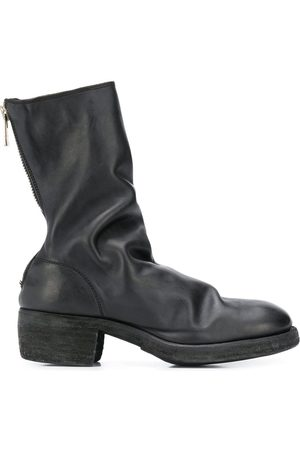 GUIDI 788z Back Zip Mid boots