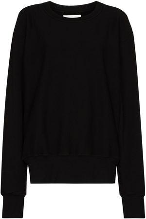 Les Tien Crew-neck long-sleeve sweatshirt
