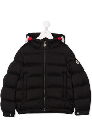 Moncler Hooded padded down jacket