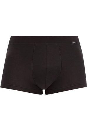 Hanro Natural Function Stretch-jersey Boxer Briefs - Mens