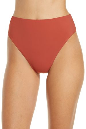 Tory Burch Women's High Waist Bikini Bottoms