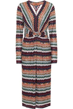 Missoni Wool-blend midi dress