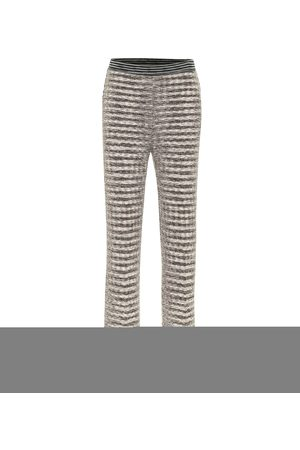 Missoni Wool-blend cropped pants