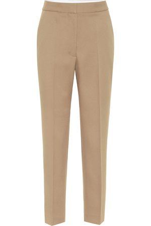 Stella McCartney Carlie high-rise kick-flare pants