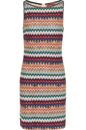 Missoni Wool-blend minidress
