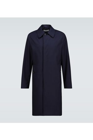 CARUSO Long-length coat