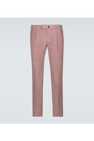 Incotex Slim-fit corduroy pants