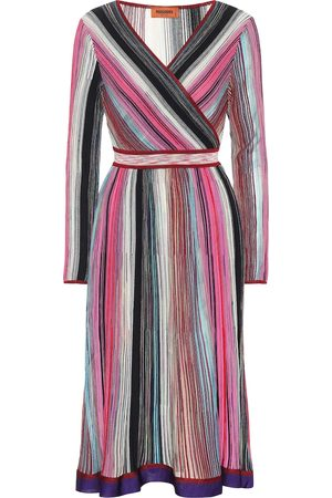 Missoni Fit-and-flare midi dress