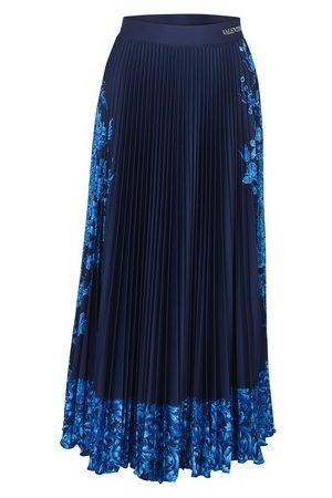 VALENTINO Jersey printed skirt