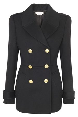 Alexander McQueen Jacket with buttons