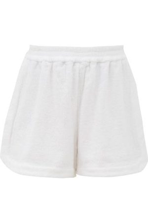 TERRY Cruise High-rise Cotton- Shorts - Womens