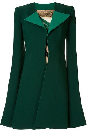 Saiid Kobeisy Women Bodycon Dresses - Colour-block fitted mini dress