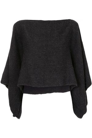 Voz Lineas cropped jumper