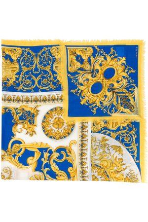 VERSACE Scarves - Barocco print scarf